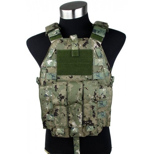 TMC MP94K Modular Plate Tactical Vest for MP7