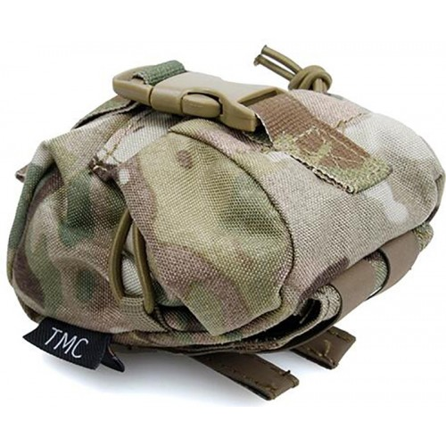 TMC Multi Purpose Single Frag Grenade Pouch Color-PenCott GreenZone