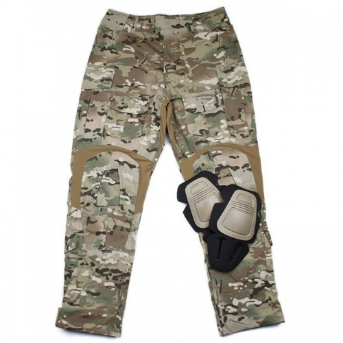 TMC Gen3 Combat Trouser with Knee Pads (Multicam)