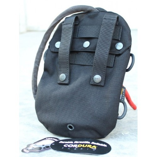 TMC 1.75L Hydration Pouch (Black)