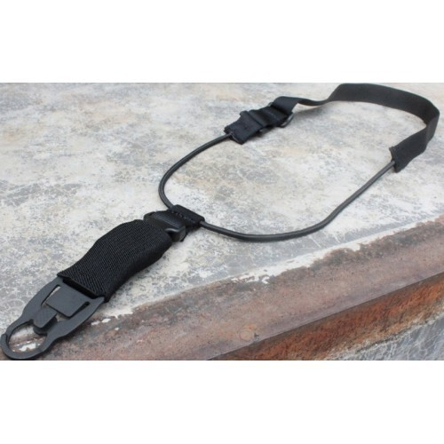 TMC Lightweight Steel Hook Single Point Gun Sling