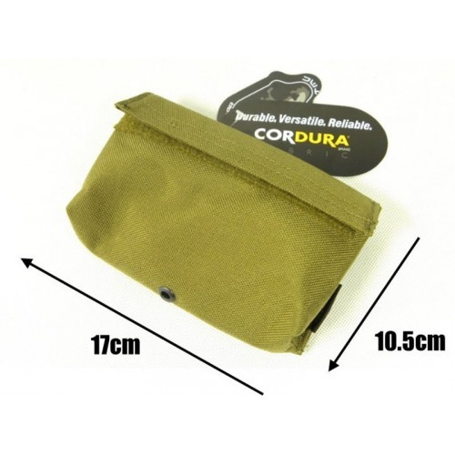 TMC Multi Function Middle Size Storage Pouch