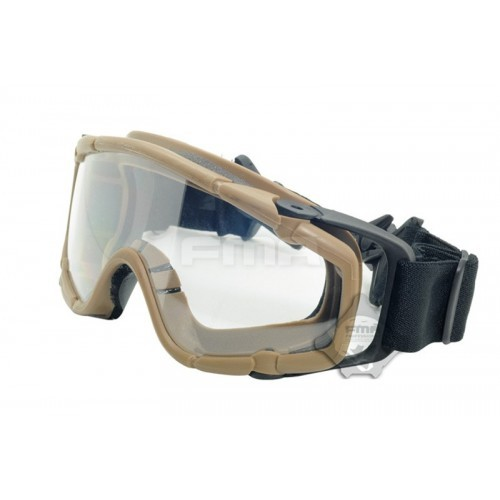 TMC SI Tactical Goggles Helmet Rail Version