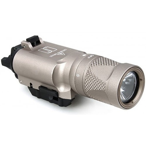 Mars Tech X Ray 300V Flashlight