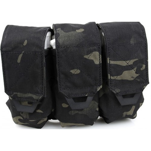 TMC Lightweight Universal Triple Mag Pouch