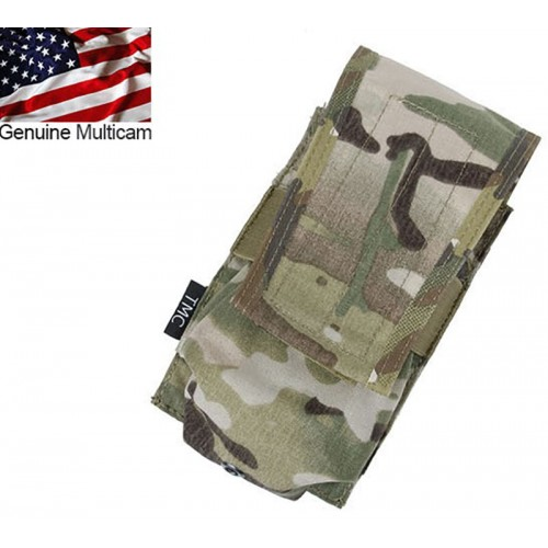 TMC Dual Stacker 417 Single Mag Pouch