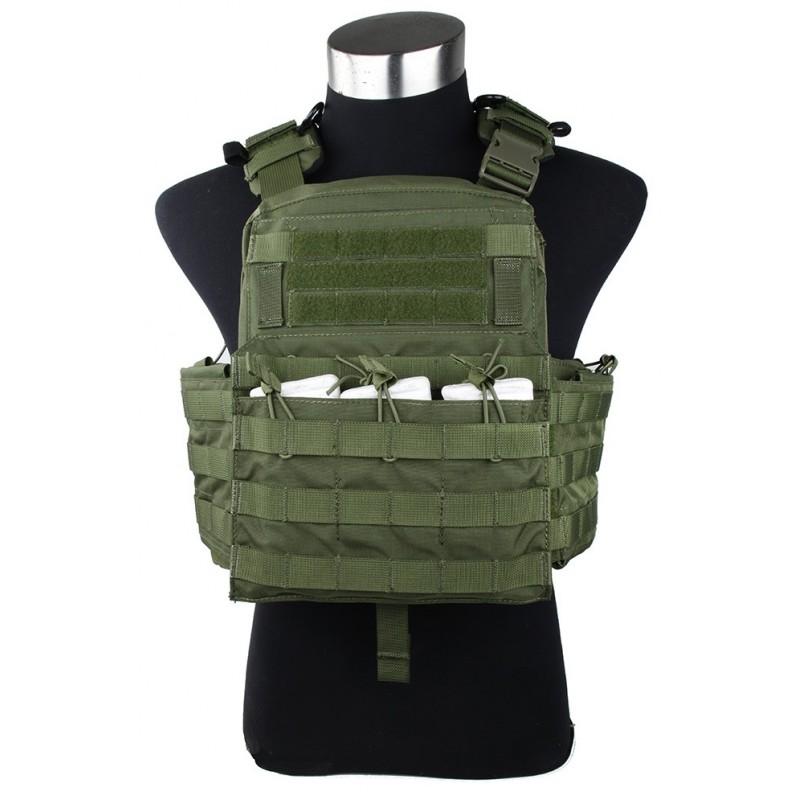 TMC Combat Plate Carrier Vest 2016 Version