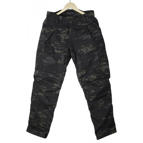 TMC Defender Combat Pants (Multicam Black)