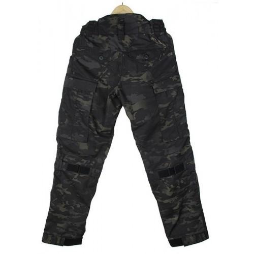 TMC Defender Combat Pants (Multicam Black)