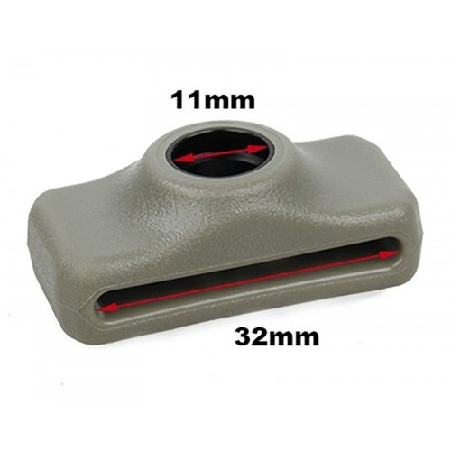 TMC QD Buckle Socket for Molle Webbing