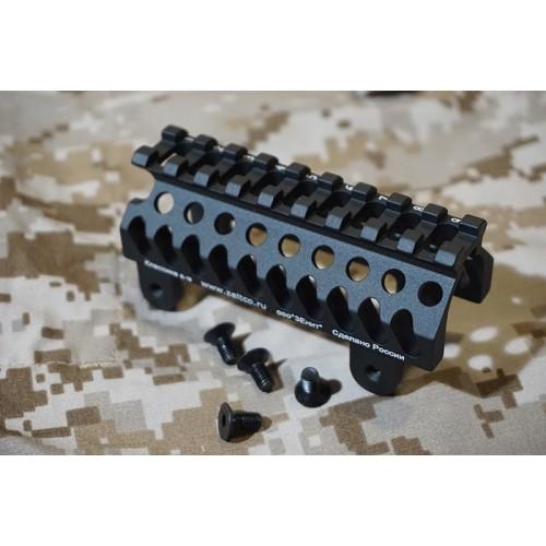 5KU Aluminum Lightweight Upper Rail for AK Series