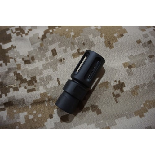 BattleAxe Tactical Metal Flash Hider