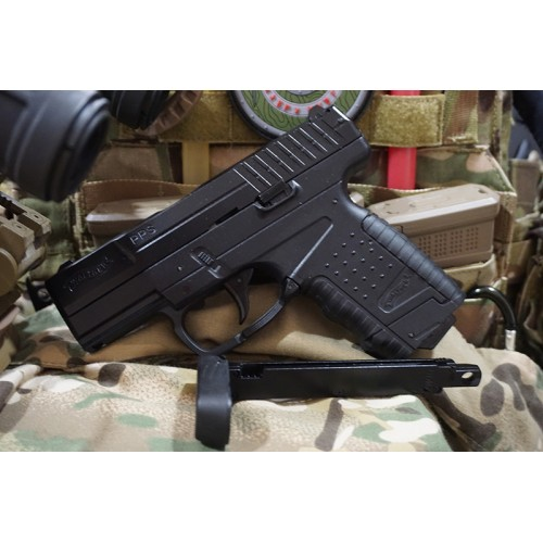 Umarex Walther PPS 6mm CO2 Pistol