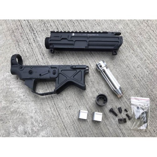 HaoBad M4 Series Full Metal GBB Receiver Kit for KSC KWA