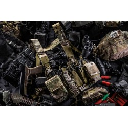 TMC Defender 3 Chest Rig Light Version for 5.56 (2017 Version)