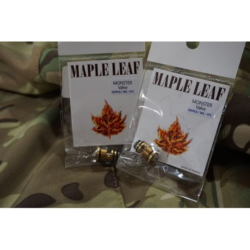 Maple Leaf Hi-Flow Magazine Valve for Marui / WE GBB Pistol Mag