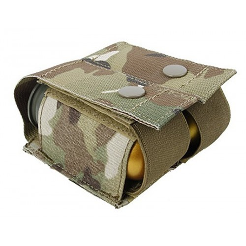 TMC Adjustable Double 40mm Grenade Pouch