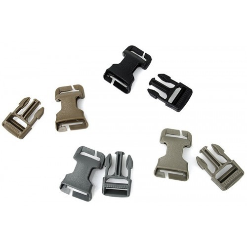X-CON Polymer Quick Attach Molle 1 Inch Buckle