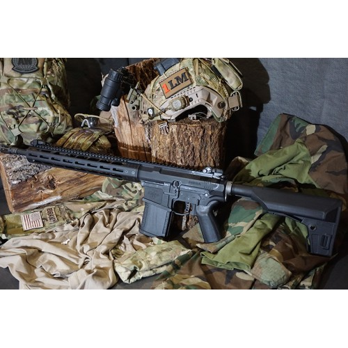 PTS Mega Arms MML Maten 308 GBB Gas Blowback Rifle by KWA