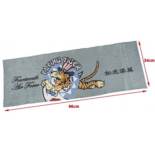 TMC Flying Tiger Style Towel
