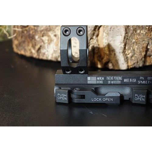 Hero Arms 25mm Compact QD Scope Mount