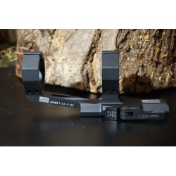 Hero Arms 30mm Cantilever QD Scope Mount