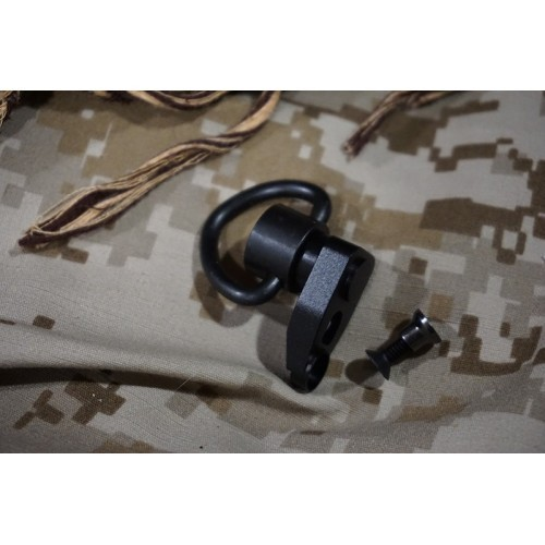 AABB Low Profile Keymod Metal QD Sling Swivel