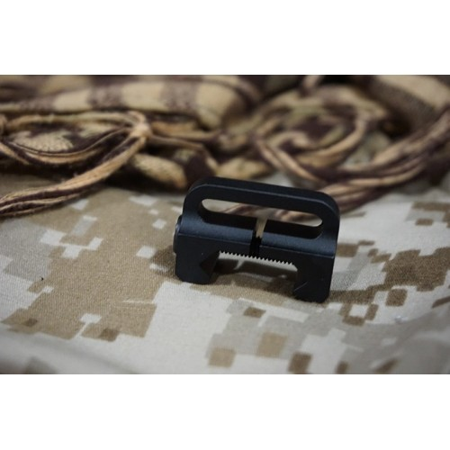 AABB Aluminum Lightweight Picatinny Rail Sling Swivel