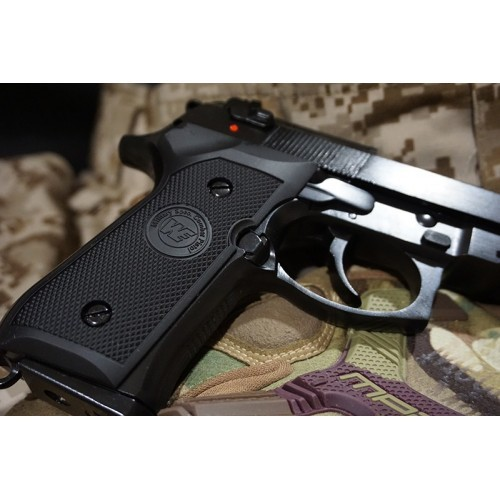 WE M9A1 Full Metal GBB Pistol Gen 2 Version