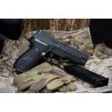 WE F226 Rail Version GBB Pistol