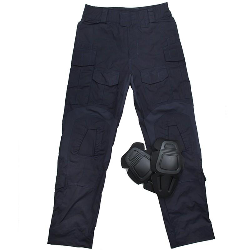 TMC Gen3 Combat Trouser with Knee Pads (Navy Blue)