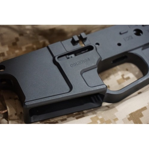 Iron Airsoft Aluminum Innovation T15 DBX Lower Receiver Set
