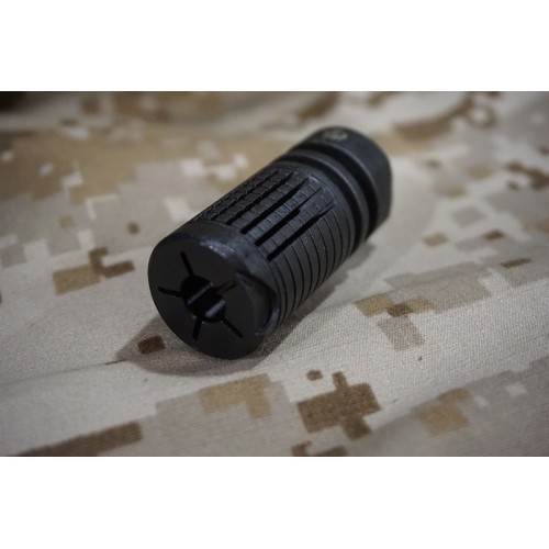 Iron Airsoft KAC Style SR15 Metal Flash Hider