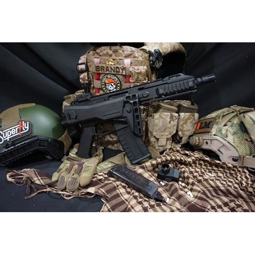 GHK G5 Airsoft Hard Kick Gas Blowback GBB Rifle