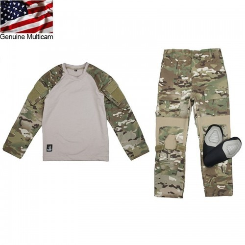 TMC Child Combat Shirt and Trouser