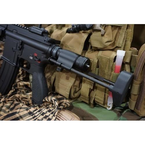 E&C 416C AEG Carbine