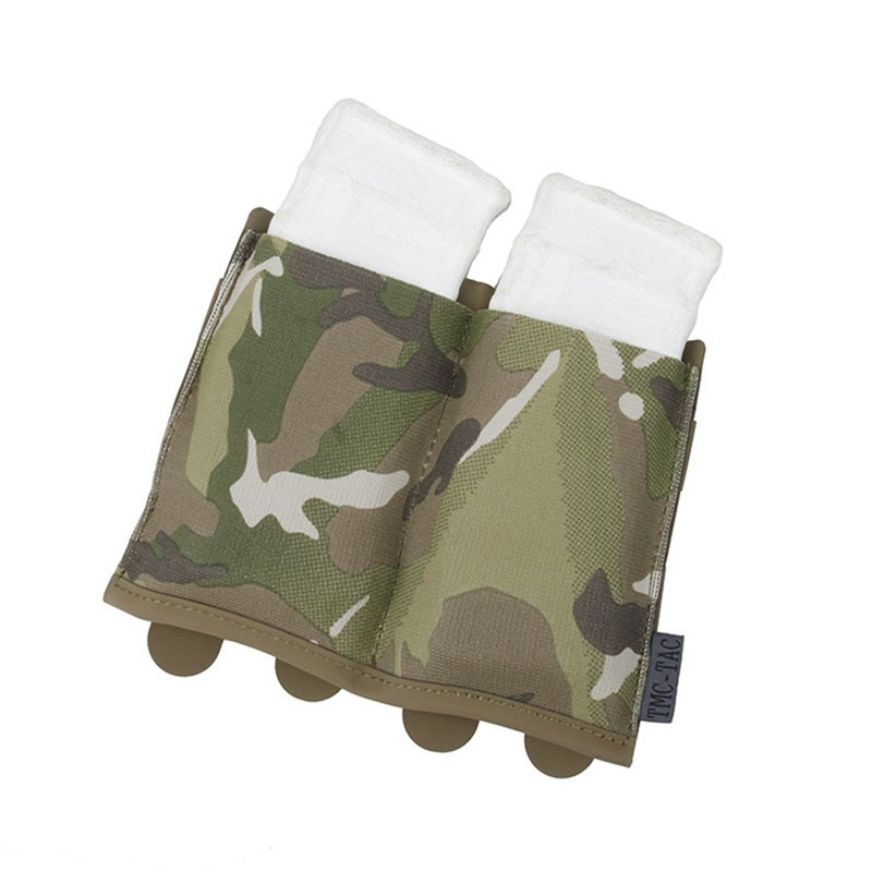 TMC Tactical Strike Double Mag Pouch (2018 Version)