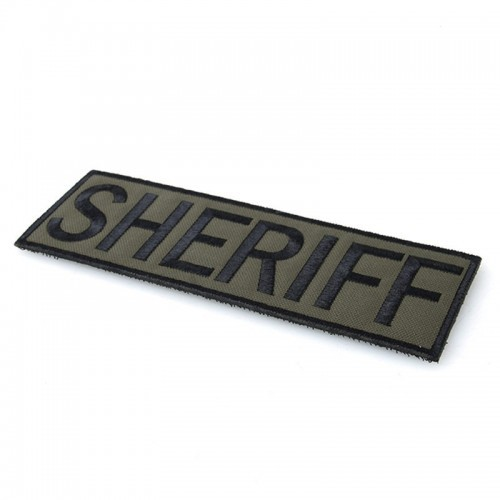TMC Sheriff Patch