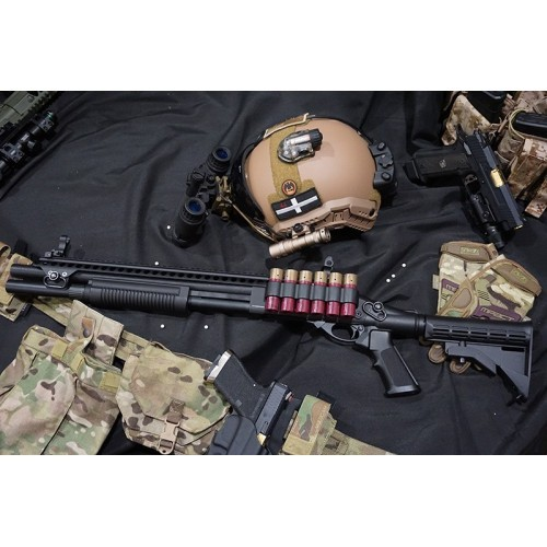 Golden Eagle M870 Marine Tactical Gas Powered Shotgun