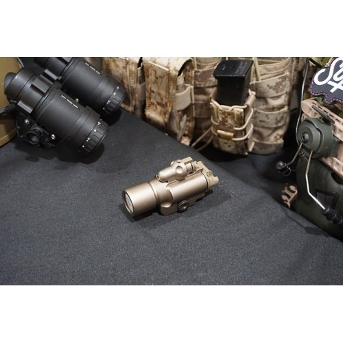 AABB X400 Tactical Flashlight