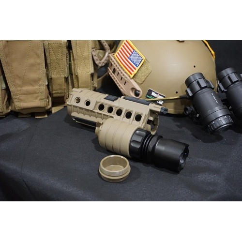Element M500A M4 Tactical Weapon Light Handguard