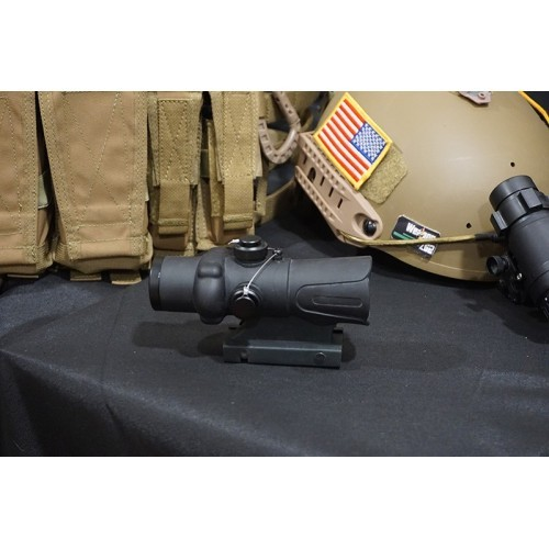 Hero Arms 4x Lightweight Tactical Scope
