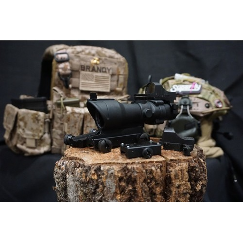 Hero Arms 4x 32mm Tactical Scope with RMR