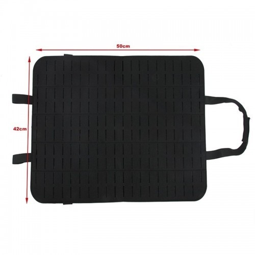 Waterfall Multi-Function Laser Cut Molle Loop Seat Pad