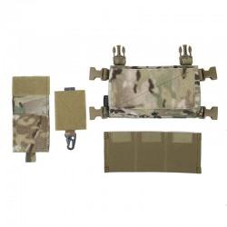 TMC Modular Lightweight Chest Rig Front Set