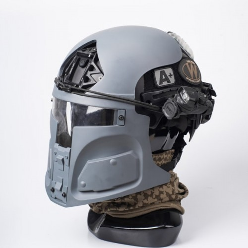 Tier None Gear LT-R500 Heavy Gunfighter Helmet Mask