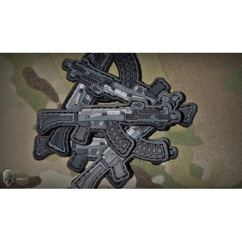 TMC 416D Rifle PVC Patch