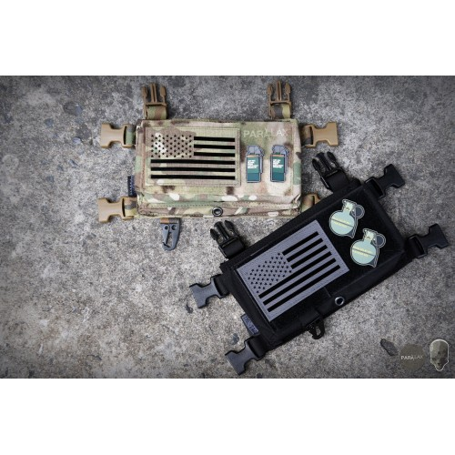 TMC Modular Lightweight Chest Rig Front Set