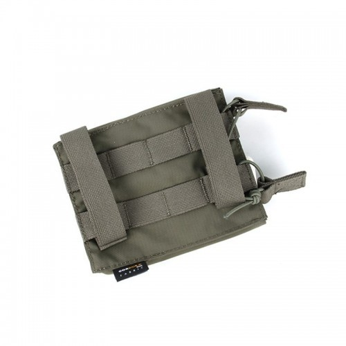 TMC Lightweight Horizontal Double Mag Pouch