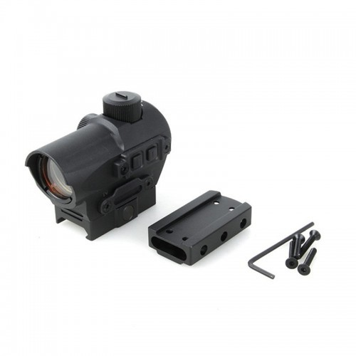 FEDOM D10 Lightweight Red Dot Sight with Riser
